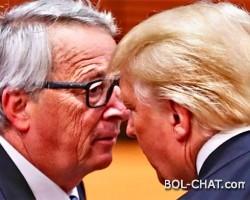 Trump je upravo rekao predsjedniku EU u lice: 'Ti si brutalni ubojica'.