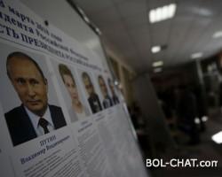 Rusija / Preliminarni rezultati: Putin vodi s više od 70 posto glasova