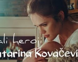 KATARINA KOVACEVIC - PALI HEROJI 4K (OFFICIAL VIDEO)