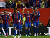Fußballclub Barcelona schlägt morgen