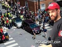 Krvavi prosvjedi u Charlottesvilleu u Virginiji pokazuju da je Amerika vrlo blizu građanskog rata. 18+