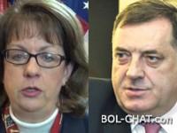 Američka ambasadorka se pred kraj godine obratila Miloradu Dodiku, evo šta mu je poručila