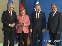Članovi Predsjedništva BiH danas kod Merkel
