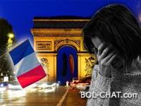 PARIZ: ALŽIRSKI MUŠKARCI UDARILI ŽENU, PREBILI NJEZINOG PARTNERA ZBOG UZVIKA 'VIVE LA FRANCE' NAKON OSVAJANJA SVJETSKOG KUPA