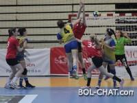 Veliki uspjeh bh. juniorki: Pobjedom protiv Belgije do Women's Trophyja