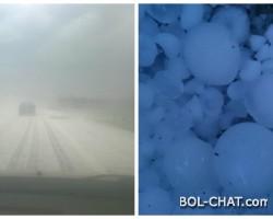 VIDEO Veliko nevrijeme u Hrvatskoj: Padao led veličine teniskih loptica, a najobilnija kiša tek dolazi