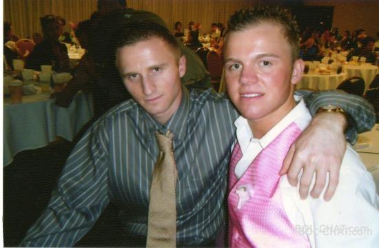 ja i moj brat na vjecanju