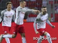 Berisha koban za Borussiju, Salzburg slavio u Dortmundu
