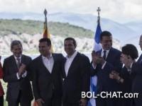 Makedonija i Grčka potpisale sporazum o imenu