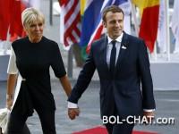 """Elle / Brigitte Macron o ljubavi s 24 godine mlađim suprugom: """"Ja sa svojim borama..."""""""