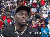 "DORTMUND NA NOGAMA, BOLT SE NE ŠALI: ""Borussijo, dolazim"". Najbrži čovjek spreman za fudbalske terena"