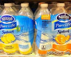 Otkrivena opasna 'tamna strana' aromatizirane vode sa okusom