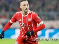 Bayern zabranjuje Riberyju prepoznatiljivu proslavu