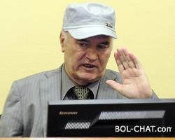 Rechtsanwalt: Ratko Mladic ist sehr schlecht, er kann nicht gehen
