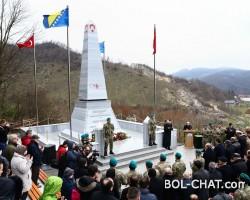 BiH / Sanski Most: Obilježena 103. godišnjica presudne bitke za opstanak turskog naroda