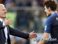 Nevjerovatno: Jedan fudbaler nikada nije izgubio meč u dresu Francuske