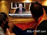 NITKO NE POPUŠTA! ŠPANJOLSKI KRALJ: 'Referendum o odcjepljenju Katalonije bio je ilegalan' KATALONSKI PREDSJEDNIK: 'Neovisnost proglašavamo za par dana'