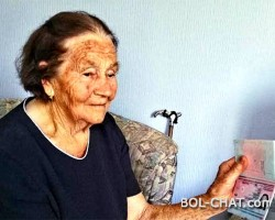 She travels to Germany: She has been 100 years old, healthy as a dren, and does what most of us do not do ...