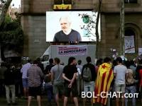 ASSANGE: Počeo je prvi internetski rat – vodi se između Katalonije i Španjolske