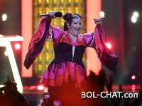 The joy in Lisbon / Israel is the winner of the Eurosong 2018, Serbia is badly placed