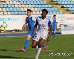 An African in the next season of the BiH Premier League, the striker signed for Borac