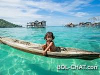 """Djeca """"morskih nomada"""": Daleko od civilizacije, ovo pleme živi na svom komadiću raja"""