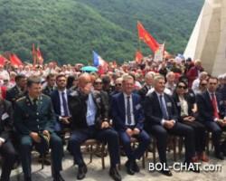 Obilježena 75. godišnjica bitke na Sutjesci