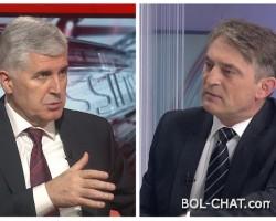 Komšićev odgovor Čoviću.