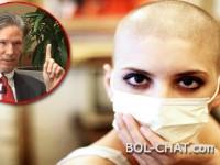 """DR. GIDDEN ENTDECKT MODERNE MEDIZIN: """"In 97% der Fälle funktioniert die Chemotherapie nicht! Es ist ein reiner Geldwurf und eine gefährliche Behandlung! """""""