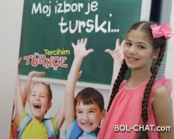 "Children's festival / Popular ""Elif"" again in BiH: Here I feel at home"