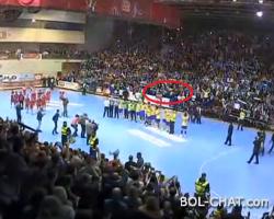 Nevjerovatne scene nakon utakmice u Tuzli: Pa ovo BiH nije zapamtila! (Video)