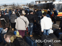 Kolone ljudi napuštaju BiH: Ovdje je propast teška