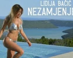 Lidija Bacic Lille -  NEZAMJENJIVA official new video 2016