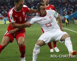 Shaqiri heroj Švicarske, Srbiju čeka nemoguća misija