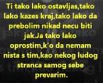 Dzenan Loncarevic - Tako lako - lyrics - tekst pesme