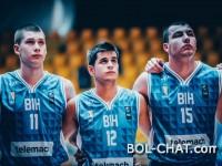 FIBAU18 / Europsko prvenstvo: Pratite uživo nastup bh. juniora u košarci protiv Slovačke