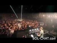 VIDEO| Mladi Gruzije plesali cijelu noć ispred parlamenta :D
