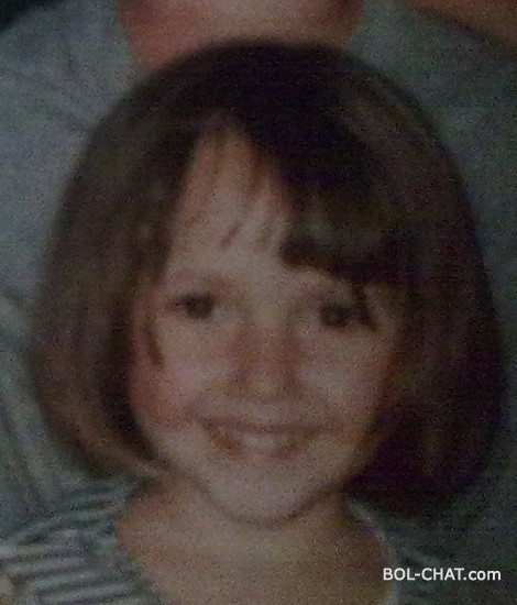 when I was just a little girl....