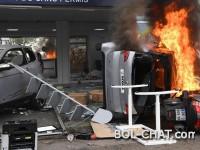 Francuska / Pariz: Prvomajski protesti prerasli u nasilje
