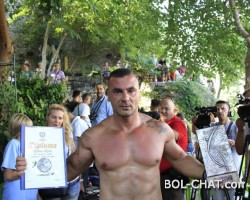 List winner in Mostar