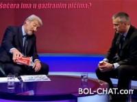 Voditelj Emisije na Live TV BBC Pokazao Predsjedniku Kompanije Coca-Cola Koliko Šećera ima u Njihovom Piću