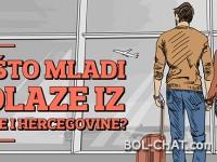 TUŽNA SLIKA IZ BANJALUKE: 200 ljudi odlazi u Slovačku da radi 12 sati za 500 evra. A moj drug Jasmin plače jer ostavlja bolesnu majku