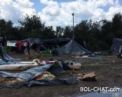 Humanitarna katastrofa u Bihaću i Velikoj Kladuši