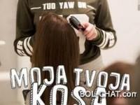 Od 11 do 17 sati / U Vitezu sutra akcija doniranja kose za perike djeci oboljeloj od raka