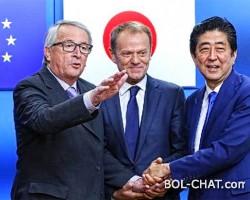 Veliki zaokret: EU i Japan okrenuli leđa Americi