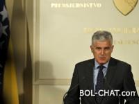 Čović: Nema razloga da se raspravljamo o Pelješkom mostu