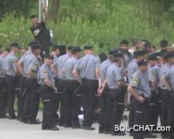Migranti iz BiH kod granice s Hrvatskom