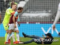 W. Ham vs. Burnley / Nered u Londonu: Kapiten tukao navijača, vlasnici bježali sa stadiona
