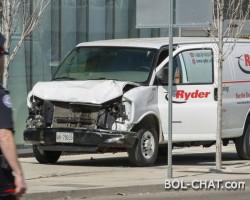 Identifizierter Stürmer in Toronto, das Angriffsmotiv ist unbekannt