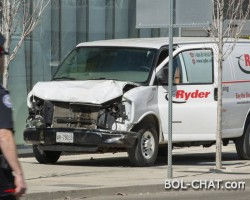 Identified striker in Toronto, the attack motive is unknown